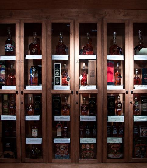 Photo Whisky on display Image #2192096