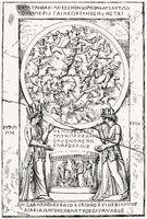 Memorial stone for of Alexander the Great, Battle of Gaugamela or Arbela, 331 BC