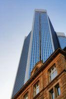 Frankfurt Trianon skyscraper