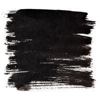 Black thick brush strokes