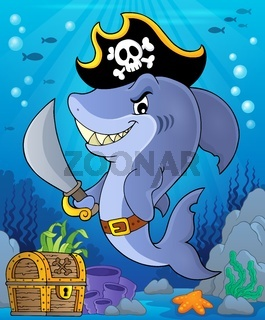 Pirate shark topic image 2
