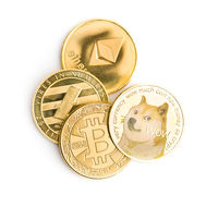 The various cryptocurrency.