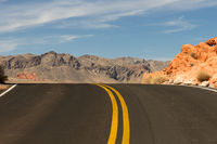 Scenic Route Valley of Fire