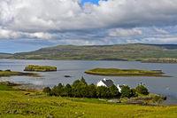 Am Loch Dunvegan