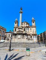 Church of Saint Dominic, Palermo, Sicily, Italy