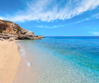 Drymades beach, Albania.