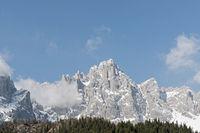 Sexten Rotwand in the Dolomites