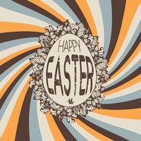Grunge Easter Egg
