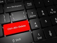 Button Ctrl Alt Delete