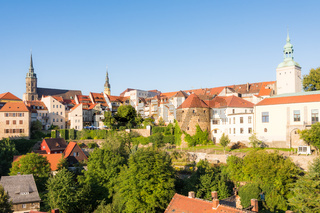 Cityscape of Bautzen