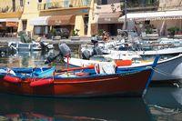 boats in PÜorto Azzuro