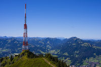 Sendeturm des Bayerischen Rundfunks