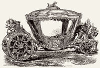 Carriage of John IV, King of Portugal and the Algarves