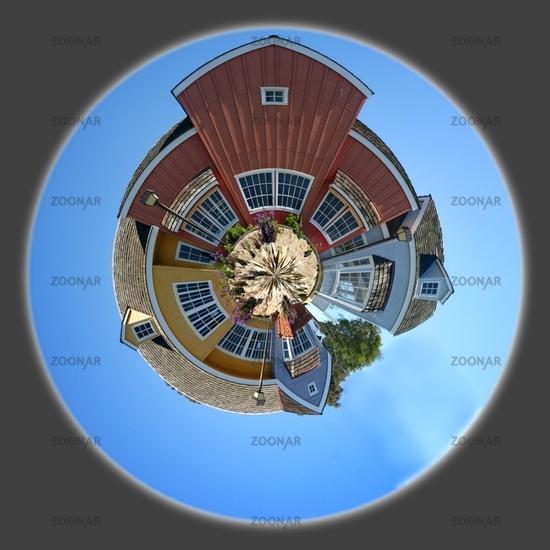 Oxnard harbor houses
