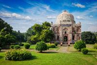 Lodi Gardens, Delhi, India