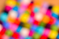 Abstract blurred color wool background