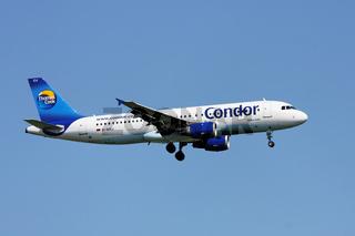 Condor Berlin - Airbus A320-212