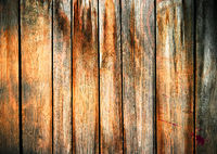 Vintage old wooden planks background.