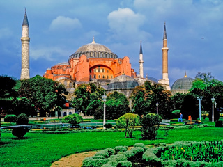 Hagia Sophia, Istanbul,