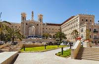 Notre Dame of Jerusalem Center. Israel