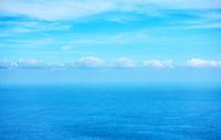 Atlantic ocean and sky