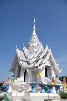 THAILAND PHAYAO CITY PILLAR SHRINE