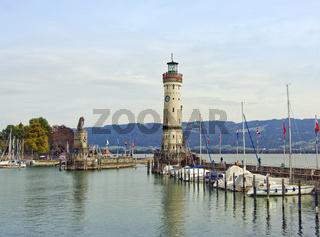 Leuchtturm Lindauer Hafen