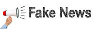 Fake News Megaphone