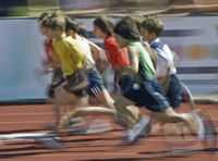 600m-run - young boys