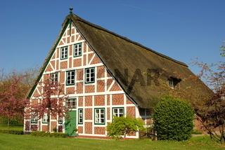 reetdachhaus im alten land