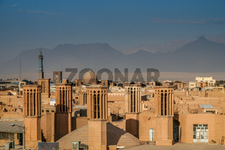 Historic city of Yazd