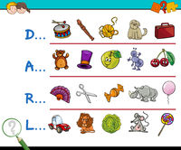 find picture educational game