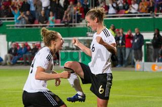 Frauenfussball Nationalmannschaft D