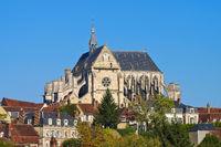 Saint-Florentin im Burgund - Saint-Florentin in Burgundy,  France