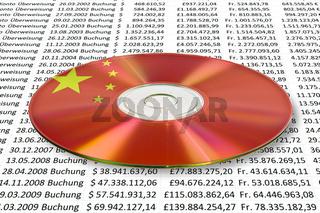 Daten CD DVD mit Daten und Datenliste des Landes China