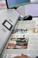 Large Format Scanner