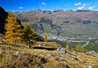 Herbst im Lischana Tal