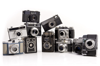 Alte Fotoapparate wd394
