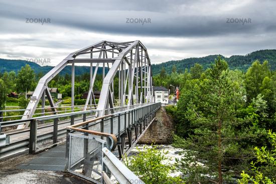 Ironbridge in Norway