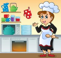 Female cook topic image 1