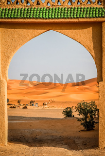Gateway to the Dunes