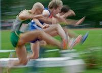Steeplechase men