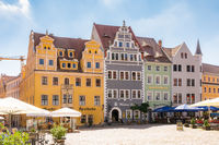 Restaurant in the historic old town of Meissen