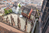 the market Freiburg Germany