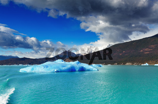 Argentino Lake, Patagonia, Argentina