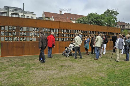 Denkmal Berliner Mauer Berliner Mauer in Der