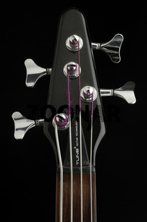 4 strigs bass guitar