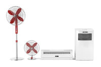 Cooling electric devices