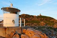 Lighthouses from Kullaberg