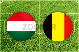 Hungary vs Belgium